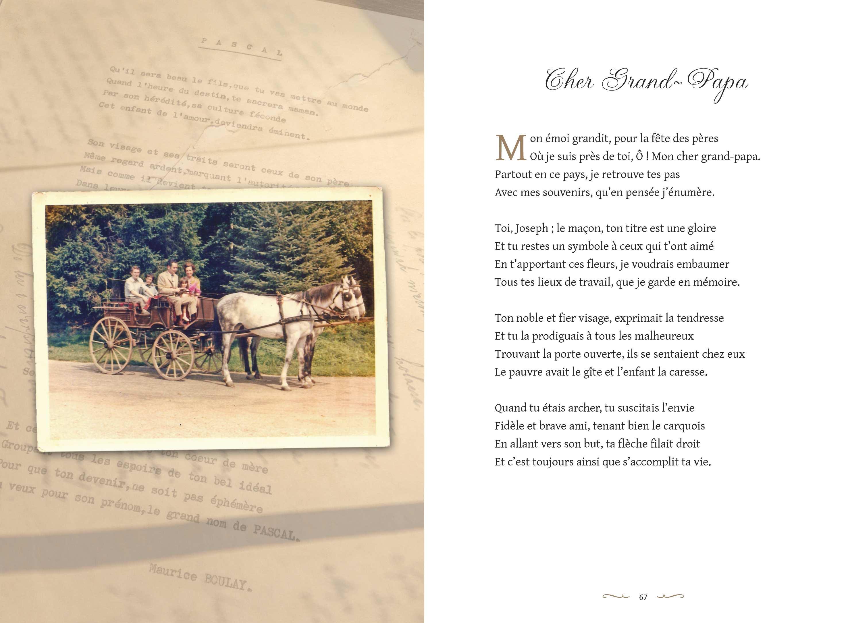 Poèmes Recuerdos En Letras