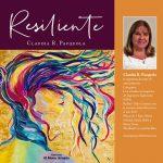 """Tapa libro """"Resiliente"""""""